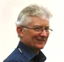 Photo of the late Prof Robert Brown